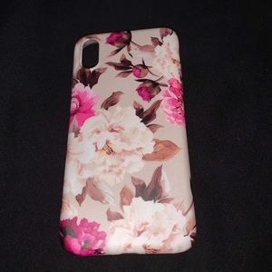 4 for $20//iPhone XR Floral Case